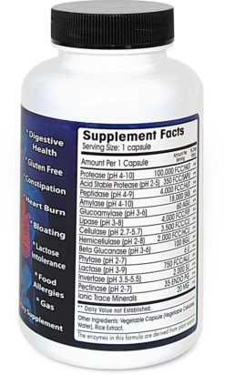 HP Series Plant Derived Digestive Enzymes – Allegany Nutrition